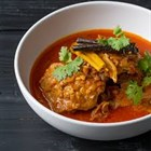 Sri lankan chicken curry.