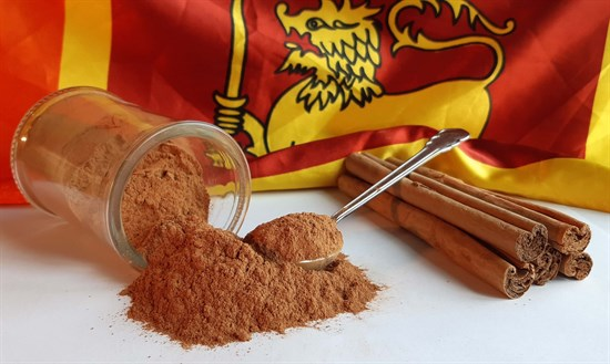 Cinnamon power photo