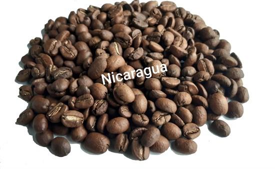 Кофе в зернах Никарагуа фото