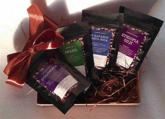 GIftbox coffee