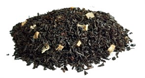 Ceylon black tea with Soursop photo