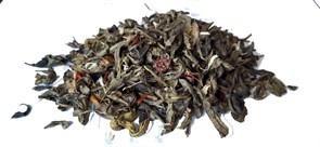 Green tea kiwi strawberry photo