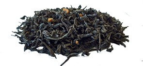 Black tea passion fruit photo