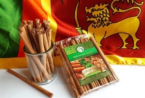 Цейлонская корица Альба 50гр 12,5см фото
